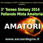 amatori Torneo Sintony 2014