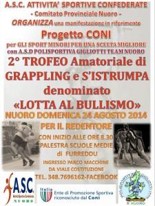 2°TROFEO GRAPPLING_e_ISTRUMPA_LOTTA AL BULLISMO