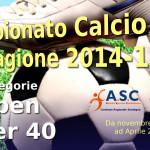 Banner Campionato Calcio a 7 2014-15