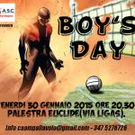 boy's-day banner 2015