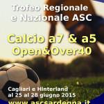 Trofeo reg naz Calcio a 7 a5 2015