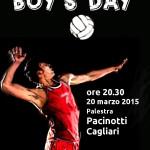 Boy's day marzo 2015