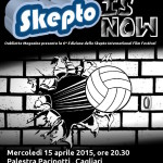 Locandina torneo Skepto 2015