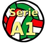 Logo Serie A1 Campionato v