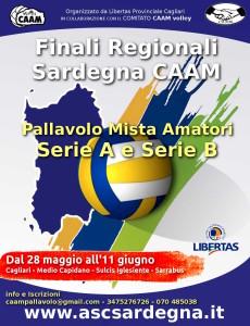 Finali Regionali PALLAVOLO Mista Libertas 2016 @ Cagliari/Medio Campidano | Sardegna | Italia