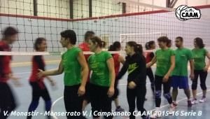 volley monastir  - monserrato