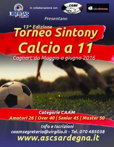 Locandina Torneo Sintony 2016