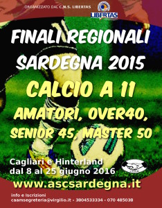 Calcio a 11 giugno 2016 - Locandina