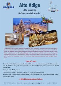 Alto Adige - Alla scoperta dei Mercatini di Natale @ Alto Adige