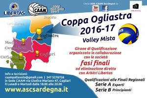 Coppa Ogliastra PALLAVOLO Mista 2016 | 1^ Edizione @ Ogliastra