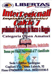 Calcio A7 Amatori InterRegionale Fase: Open di qualificazione Nazionale @ CAGLIARI