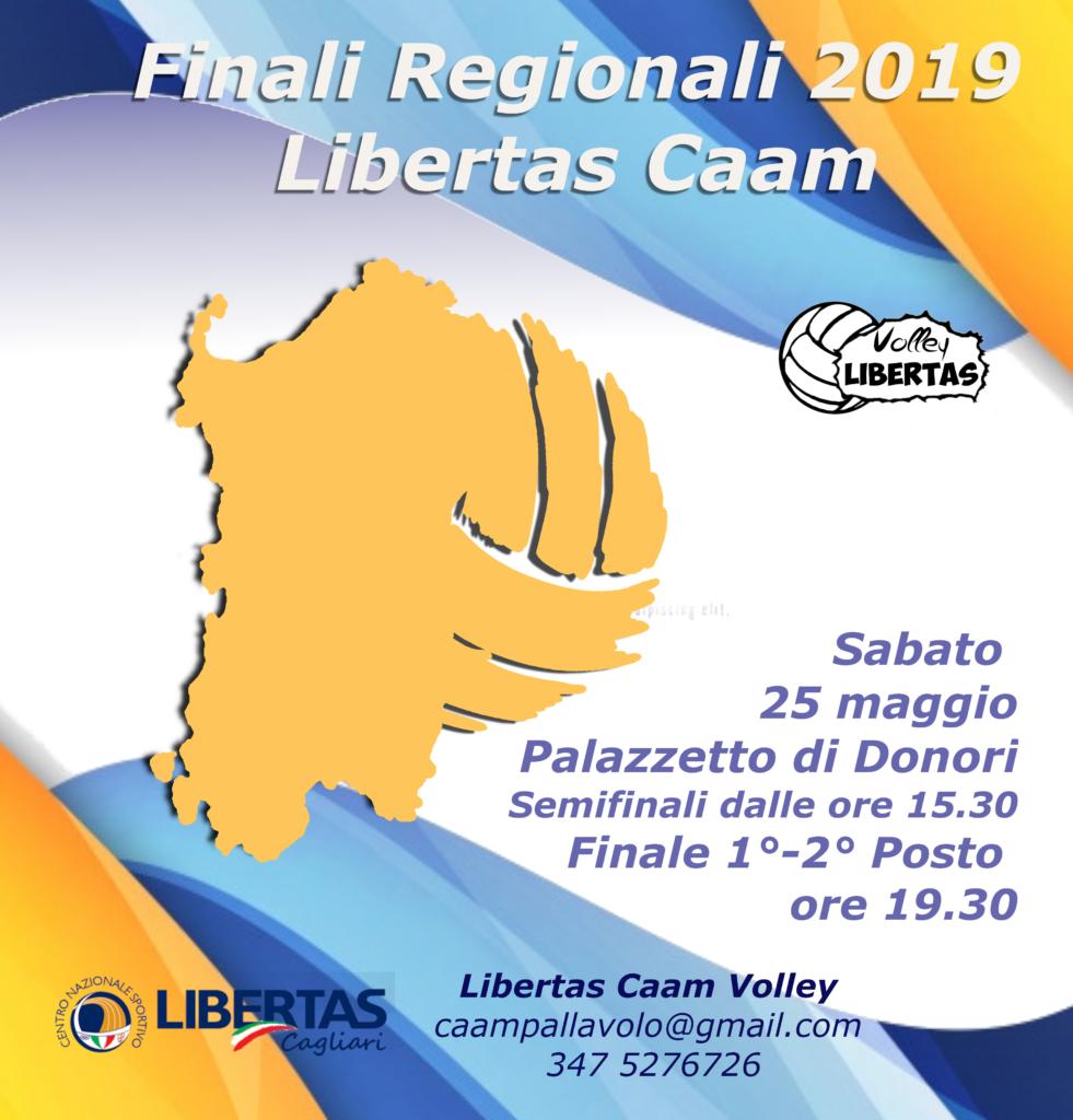 Finali Regionali PALLAVOLO mista 2019