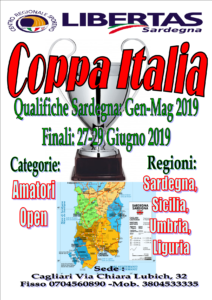 COPPA ITALIA Finali Nazionali Calcio Amatori Open LIBERTAS @ CAGLIARI