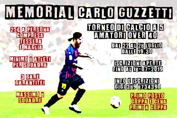 Memorial CALCIO A 5 Carlo Guzzetti 2019 @ Marina Residence, Quartu S.E. (CA)