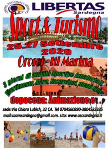 """Libertas-Sardegna """"CAAM SPORT&TURISMO"""" OROSEI 2020 @ OROSEI"""