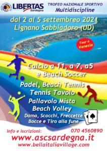 Trofeo Nazionale Sportivo Multidiscipline @ Lignano Sabbiadoro